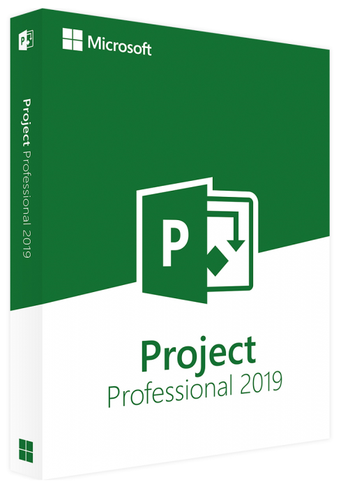 Project Professional 2019 Price