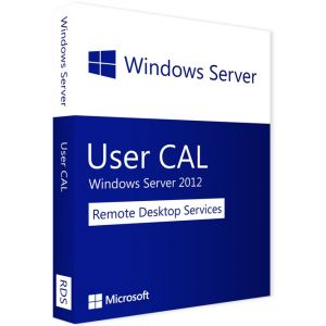 User CAL for Windows Server 2012 R2 Remote Desktop Services (RDS)
