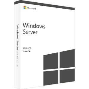 User CAL for Windows Server 2019 Remote Desktop Services (RDS)